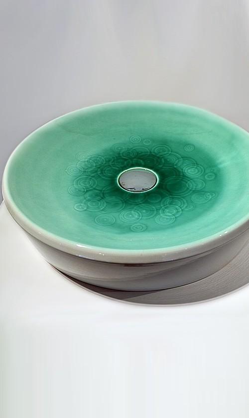 Gocce d'acqua – porcelán kézmosó