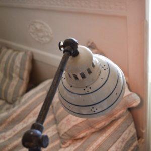 Lampada da tavolo – Asztali lámpa
