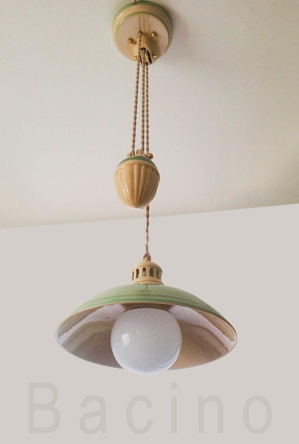 lampada controbilanciata – Ellensúlyozott lámpa
